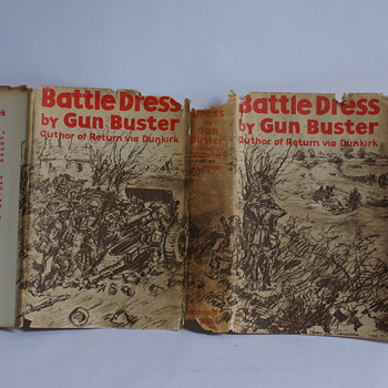 WWII Gun Buster Books - Military and Wartime