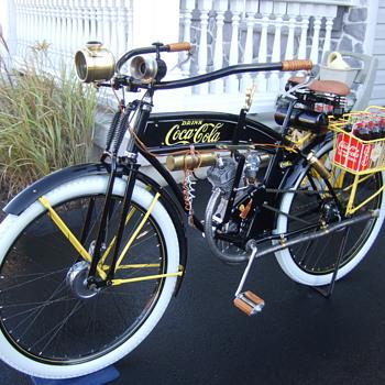 CocaCola Motorbike - Motorcycles