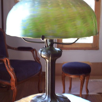 Tiffany Lamp - Lamps