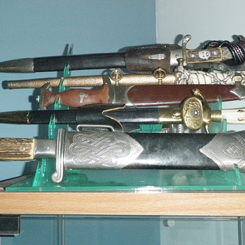 German daggers