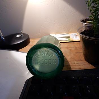 Another High Sierra Coke Bottle