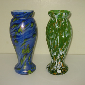 more..... czech glass - Art Glass
