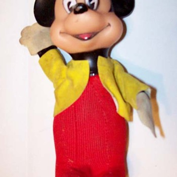 Mickey Mouse Doll - Dolls