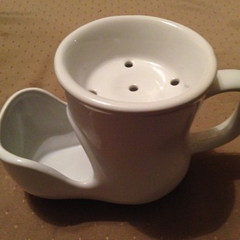 tea strainer?...Not sure