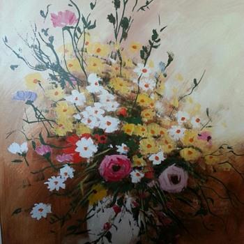 Stephen Kelly Oil Painting - Visual Art