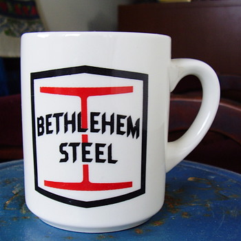 Bethlehem Steel Items - Advertising