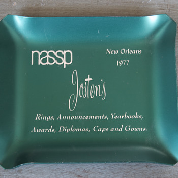 Vintage Ashtrays…...