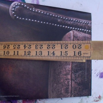Rabone Ruler Made in England.