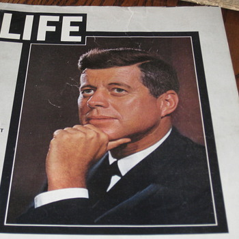 Life Magazine JFK assassination