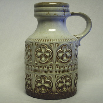 Scheurich,Western Germany Vase, 20 Century