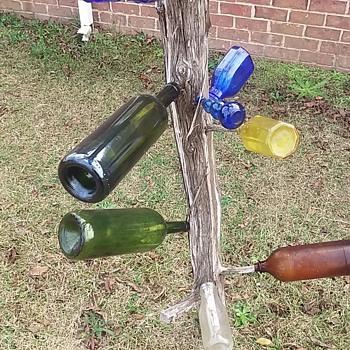A Bottle Christmas Tree! - Bottles
