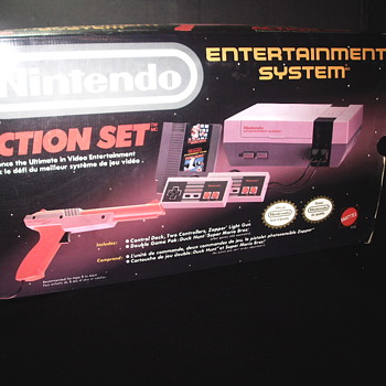 "Nintendo Entertainment System""1984"