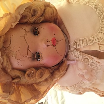 My Mother's doll-1930s? - Dolls