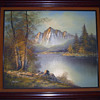 oil painting signed H Antone