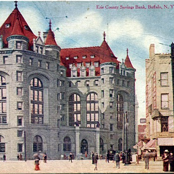 Two vintage Buffalo, NY Postcards...... - Postcards