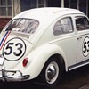 "1962 VW Bug Rag Top ""HERBIE"""