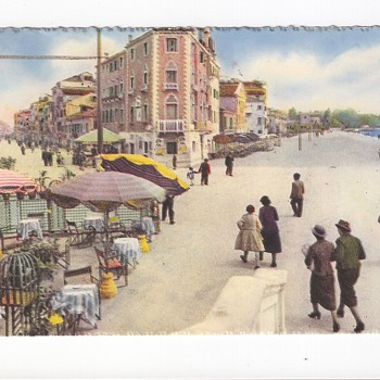 Lovely Postcard Sent to My GreatGrandmother - Postcards