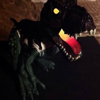 Chap Mei T.Rex with light & sound - Toys
