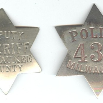 The Evolution of Police Badges