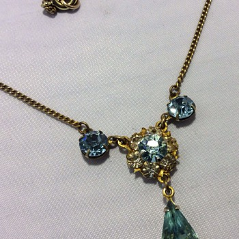 Could it be a antique necklace - Fine Jewelry
