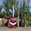 Chevron Neon Sign