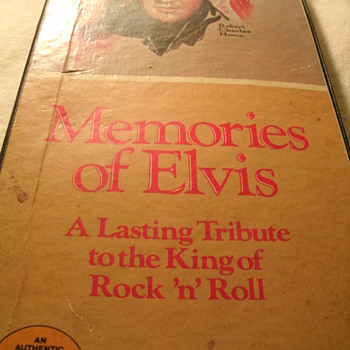 Memories of Elvis, A collectors edition. Special Product - Music