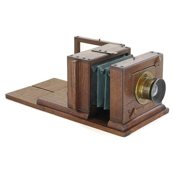 "Stockwell 4"" x 5"" View Camera, c.1875"