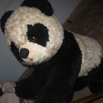 70's Ling-Ling rocking Panda