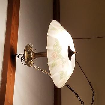 Rose hanging lamp - Lamps