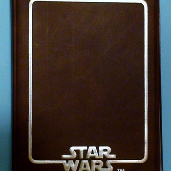 "General Mills ""Star Wars"" 18 Cards And Wallet Mint 1978 With Mailing Envelope"