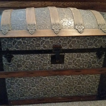 Travel chest date?