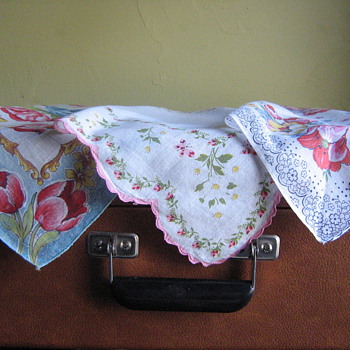 Pretty Hankies - Accessories