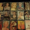 Marilyn Monroe Trading Cards 1993 Sport Time USA.