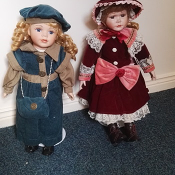 Dolls from my childhood