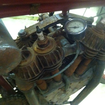 Can you identify the year of this Harley engine? - Motorcycles