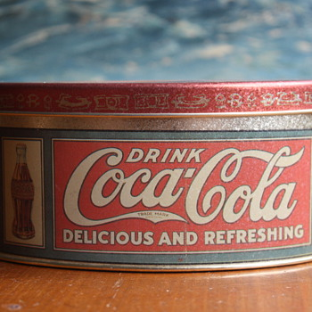 1988 Coca-Cola Tin