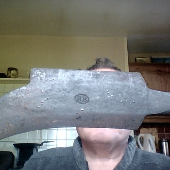 Old Billhook Stamped BB, Anyone Got Any Information On This Tool