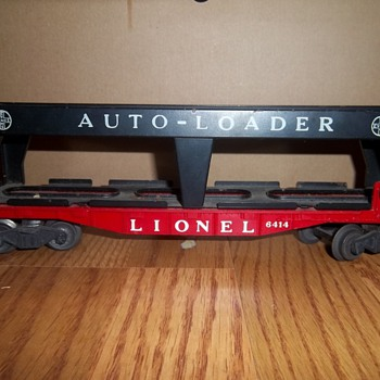 Lionel Trains Collection- Evans Auto-loader #6414 - Model Trains