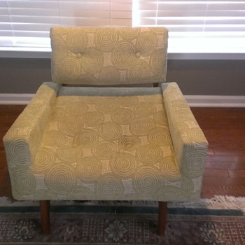I need HELP identifying - Mid-Century Modern