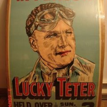 Vintage Lucky Teter