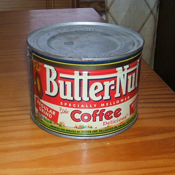 ButterNut Coffee Can - Kitchen