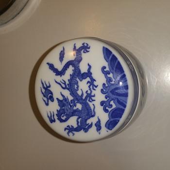 Ming Wanli Porcelain?