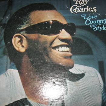 Ray Charles .... - Records