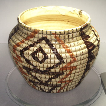 "Native American Poterie""1870-90"