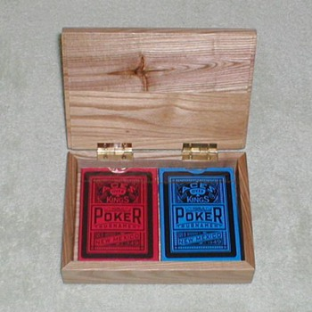 2003 Marlboro Poker Cards Set - Games