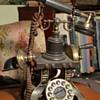 "Ericsson AC100 Series ""Skeletal"" Desk Phone"