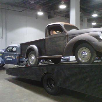 1938 Willys P.U.