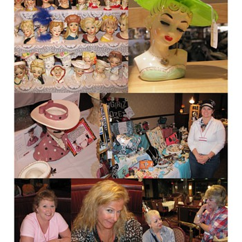 2010 Headvase Convention Branson Missouri 2 - Art Pottery