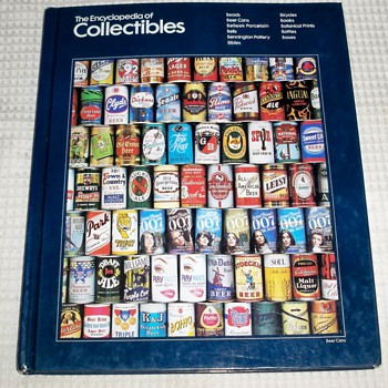 My collection of  Collector's Information Books