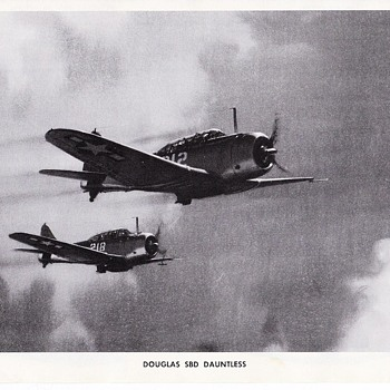 Douglas Aircraft Series Dauntless SBD